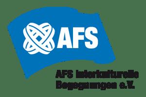 AFS Interkulturelle Begegnungen e.V. Logo