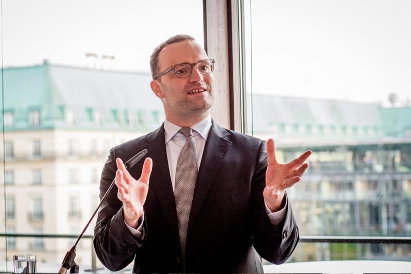 Mit Jens Spahn im politischen Dialog