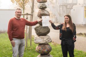 Verleihung des Schule:Global-Siegels an der GHG