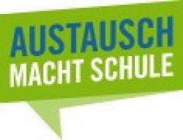 Austausch macht Schule Logo